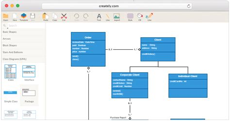 cara membuat uml cara membuat class diagram java create class diagrams