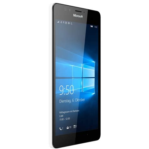 Nokia Handy Ohne Vertrag 1081 by Microsoft Nokia Lumia 950 32gb Dual Sim Smartphone Windows