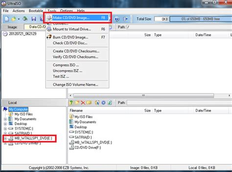 cara membuat bootable mini xp cara membuat cd dvd bootable windowsxp windows7