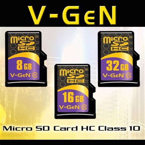 Memory Vgen Class 10 8gb T1910 6 vgen vgen memory card micro sd class 10 8gb 64gb top brand