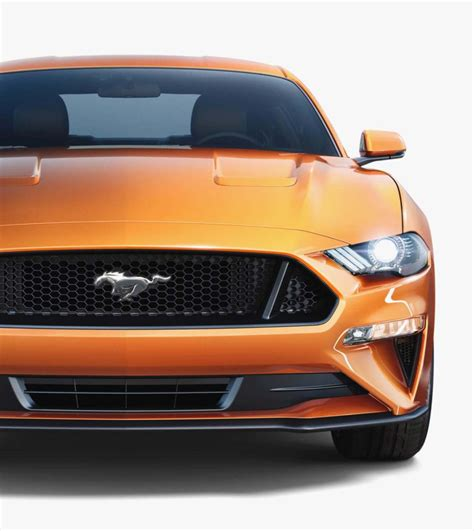 2018 ford mustang sports car ford