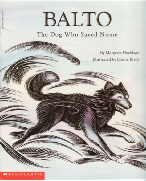 the who saved balto the who saved nome