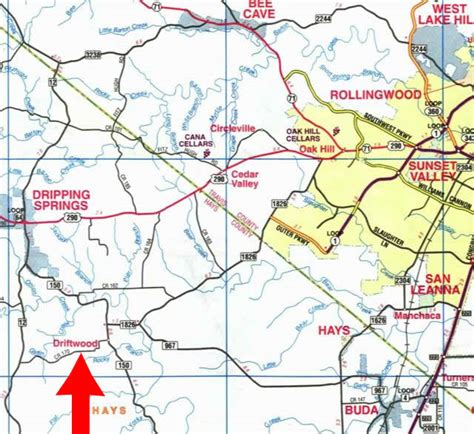 driftwood texas map 1 77 acres driftwood texas driftwood texas