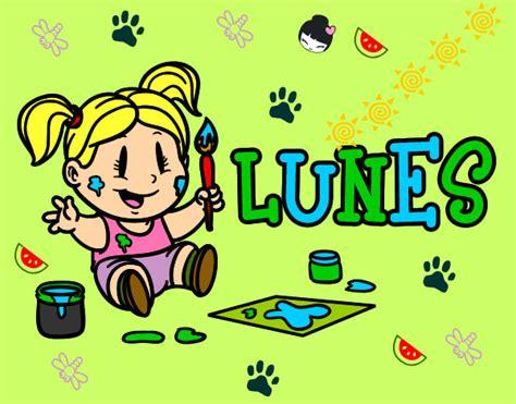 los d 237 as de la semana a trav 233 s de los cuentos dibujos para colorear de la semana de la educacion inicial