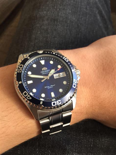 Orient Black 2 orient 2 my such a watches