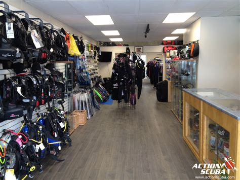 dive shop montreal scuba diving shop scuba dive gear