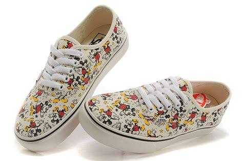 disney mickey vans shoes white disneyshoes 0705 49 00
