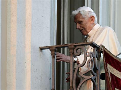 wann wurde papst benedikt gewählt pontifikat benedikt xvi zu ende religion orf at