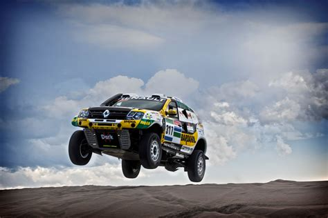 renault rally 2016 renault aims for top 10 finish in dakar 2016 autoevolution
