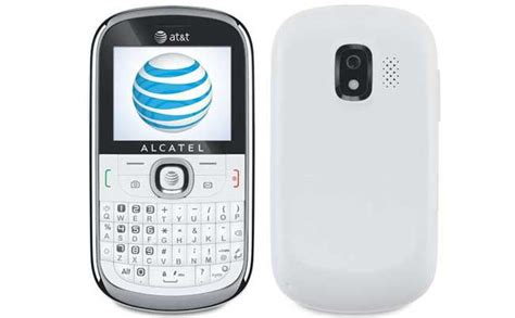 Alcatel 871a Gophone Prepaid Phone alcatel 871a for gophone at t prepaid service cheap phones