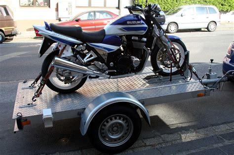 Motorrad Transport Re by Motorrad Verzurren Gsx1400forum Net