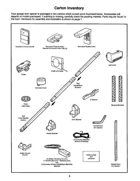 Download Craftsman 1 2 Hp 139 53978srt User S Manual For Craftsman 3 4 Hp Garage Door Opener Manual