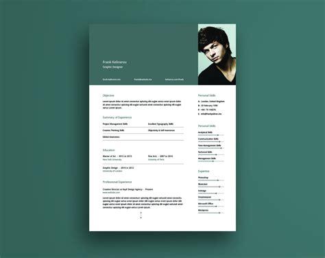 creative curriculum vitae template download creative resume template
