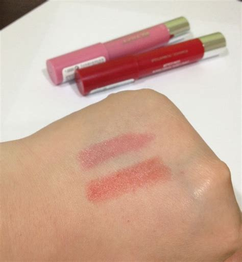 Lipstick Revlon Just Bitten Kissable revlon just bitten kissable balm stain honey reviews