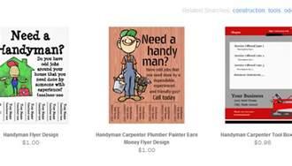 free handyman flyer template 5 handyman flyer templates af templates