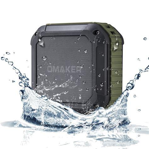 Best Bluetooth Shower Speaker 10 best waterproof bluetooth speakers