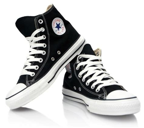 converse chuck black white high top canvas new in