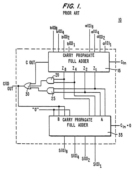 adder circuit diagram 4 bit bcd adder circuit 4 wiring diagram and circuit