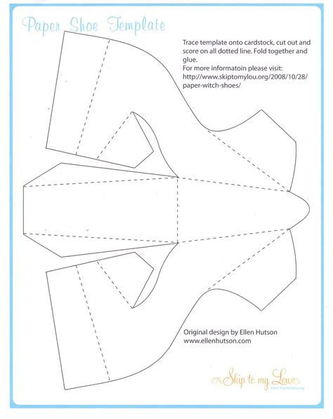 templates for shoes paper shoe template search results calendar 2015