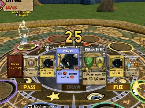 Wizard101 Gift Card - how to make treasure cards in wizard 101 4 steps with pictures