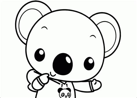 cute koala coloring pages cute baby koala coloring pages hagio graphic clipart