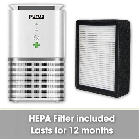 air purifier with true hepa active carbon filter hay fever high poll futura direct