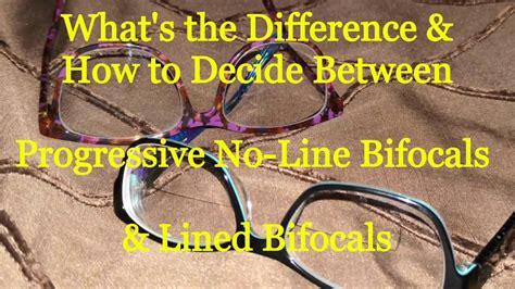 progressive bifocals bifocals or progressives how to choose