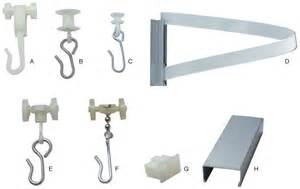 cubicle curtain accessories healthcare supply pros