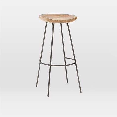 Counter Bar Stools Alden Bar Counter Stools West Elm