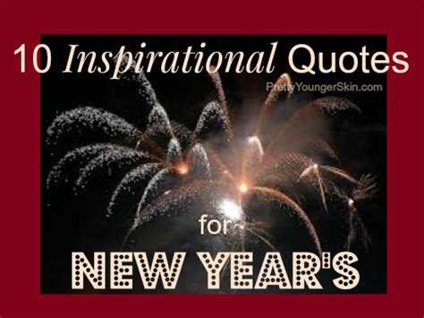 a collection of 10 famous and inspirational new year s