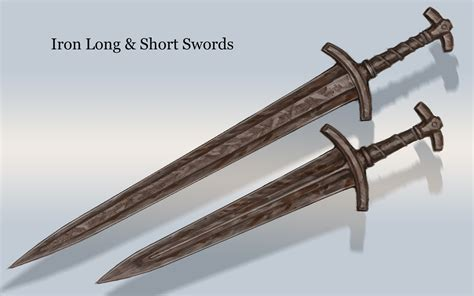 The Iron Sword iron sword artwork