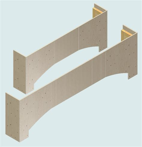Wood Window Cornice Designs Arched Wood Window Cornices Arched Illustration For