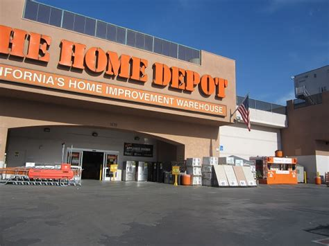 home depot downtown los angeles
