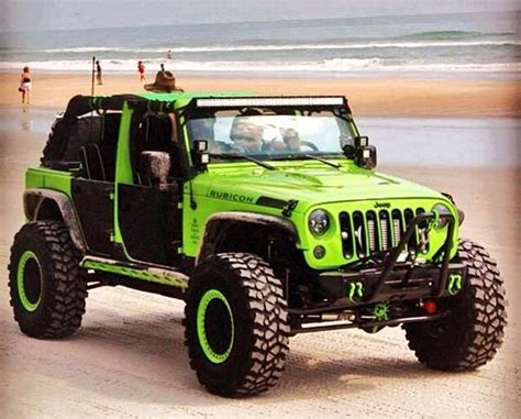 Neon Green Jeep Jeep On Quot Neon Green Jeep Http T Co