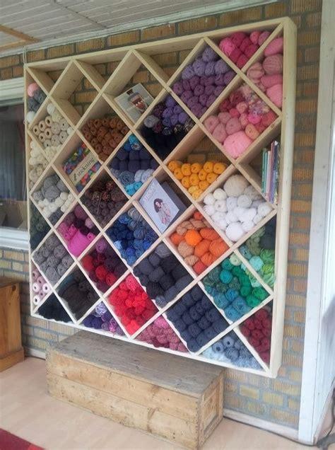 Yarn Storage Furniture by Yarn Storage Ulrika Griffin Crochet Crafty Corner Yarn Storage Yarns And Storage