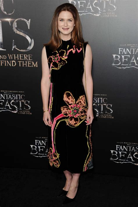 Find New Bonnie Wright Fantastic Beasts And Where To Find Them Premiere In New York