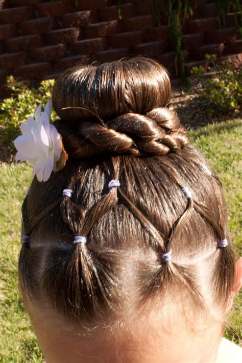 The 25 Best Gymnastics Hair Ideas On Pinterest Dance Competition Hairstyles Including Braids Ideas