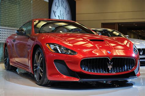 maserati alfieri red maserati impresses at the 2015 canadian international auto
