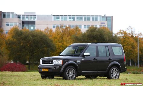 luxury land road test 2012 land rover discovery 4 hse luxury pack