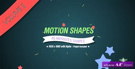 motion graphics template overlays 187 free after effects templates videohive free