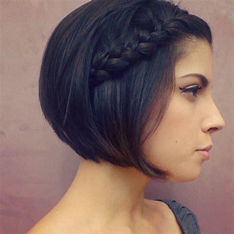 30 coiffures mignonnes pour coupes cheveux courts