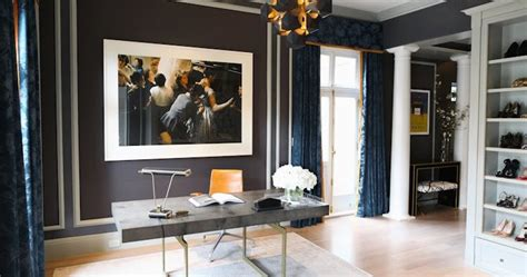 luxe dream office t a n y e s h a daily cup of couture sf decorator showcase blogger s