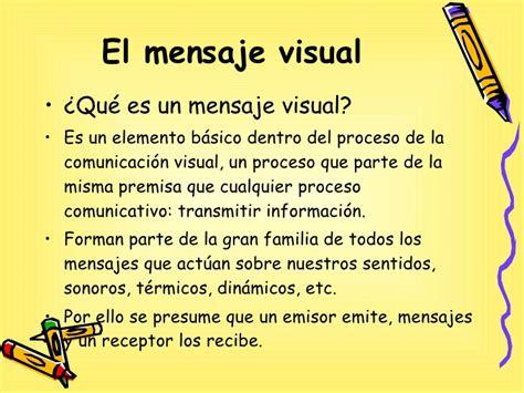 imagenes visuales y auditivas ejemplos comunicaci 243 n visual y dise 241 o gr 225 fico
