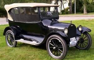 1920s Chevrolet Rufus S 1920 Chevrolet Colin Castle Books
