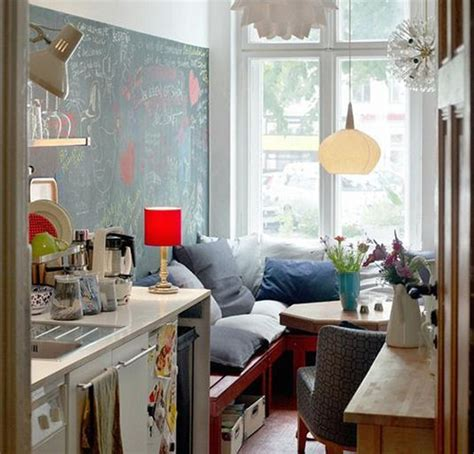 cozy small kitchen furniture