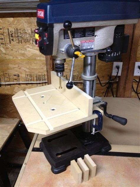 bench press table 25 best ideas about drill press table on pinterest small drill press adjustable