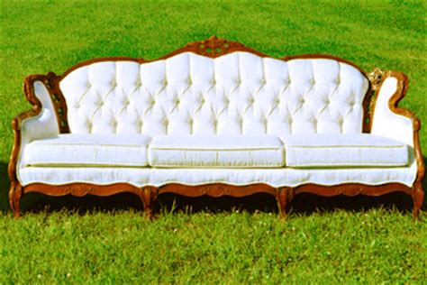 white victorian couch white victorian sofas something vintage rentals
