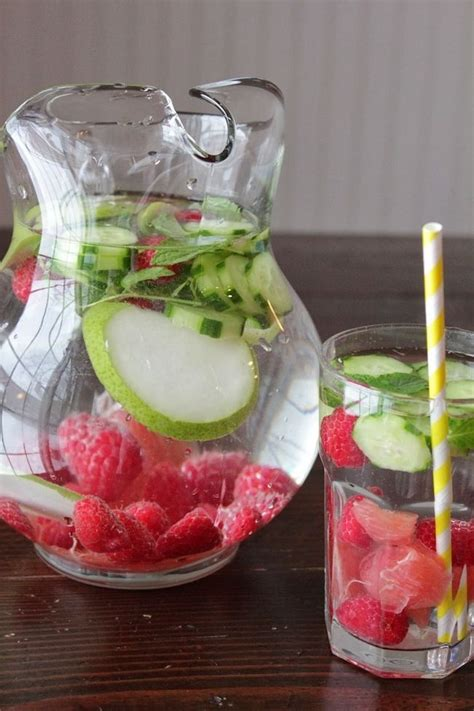Detox Water With Just Fruit by 7 Diy Detox Water Recipes
