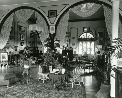 interior   great grandmothers house india