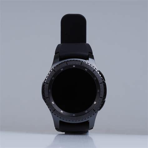Samsung Frontier Smartwatch samsung gear s3 sm r760 frontier bluetooth smartwatch nero